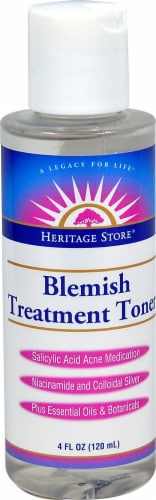 Heritage Store Blemish Treatment Toner Perspective: front