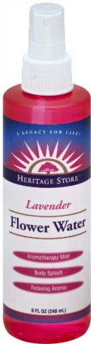 Heritage Lavender Flower Water Perspective: front