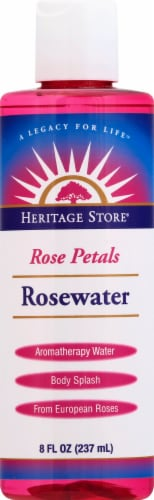 Heritage Store Rosewater Perspective: front
