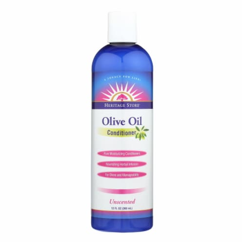 Hrtg Unscented Olive Oil Conditioner Perspective: front