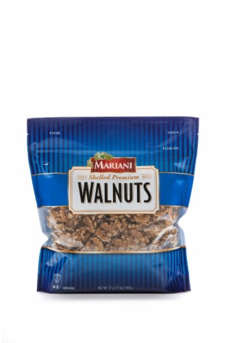 Mariani Nut Company Shelled Premium Walnuts Perspective: front