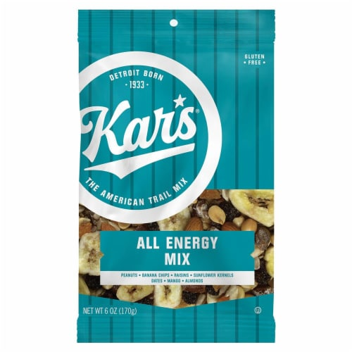 Kar's All Energy Trail Mix Perspective: front