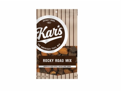 Kar's Rocky Road Trail Mix Perspective: front
