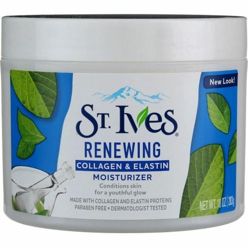 St. Ives Timeless Skin Collagen Elastin Facial Moisturizer Perspective: front