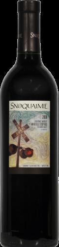 Snoqualmie Cabernet Merlot Perspective: front
