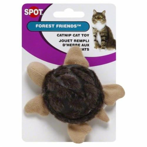 Spot Forest Friends Catnip Plush Toy Perspective: front