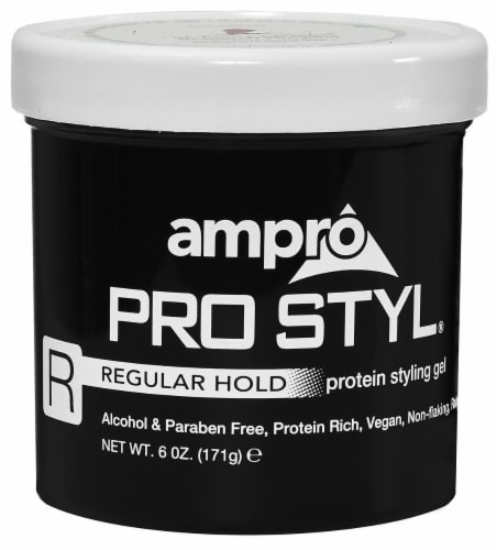 Ampro Protein Styling Gel Perspective: front