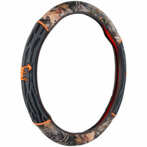 Custom Accessories True Timber Kanati Steering Wheel Cover - Camo Perspective: front