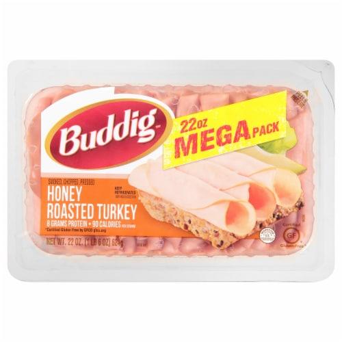 Buddig Original Honey Roasted Turkey Perspective: front