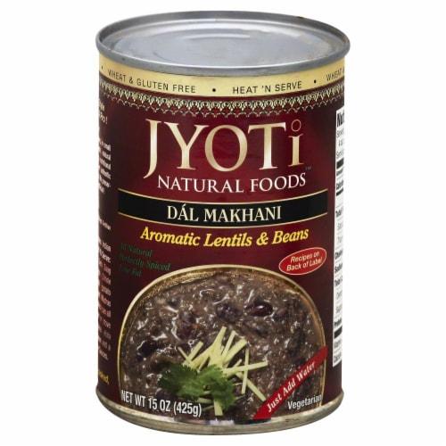 Jyoti Dal Makhani Two Bean Soup Entree Perspective: front