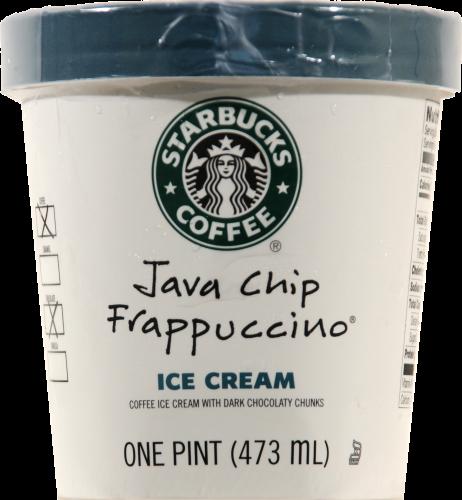 Foods Co Starbucks Coffee Java Chip Frappuccino Ice Cream