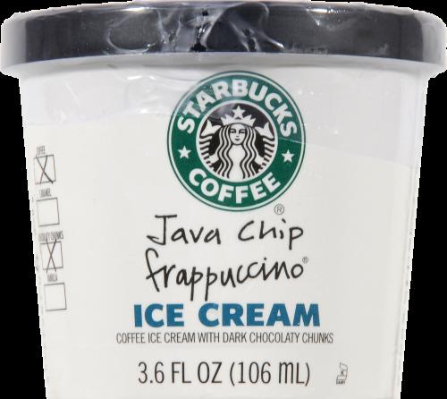 King Soopers Starbucks Coffee Java Chip Frappuccino Ice