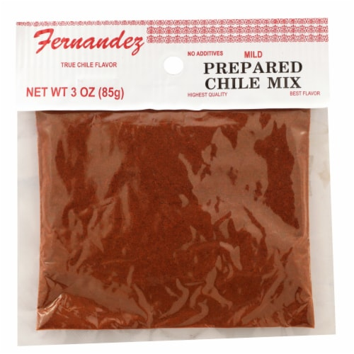 Fernandez Prepared Chile Mix Perspective: front
