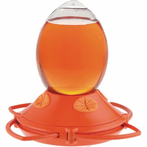 Woodstream Hummingbird W Oriole Feeder 32 Ounces Perspective: front