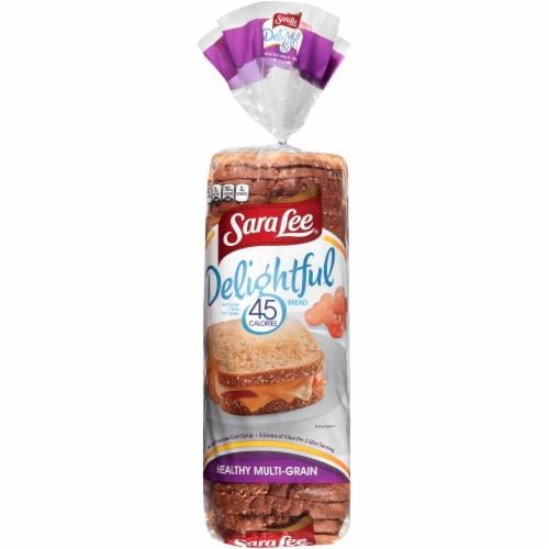 Sara Lee Delightful Healthy Multi-Grain Bread Perspective: front