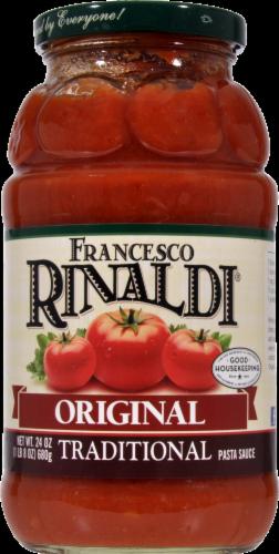 Francesco Rinaldi Traditional Pasta Sauce Perspective: front