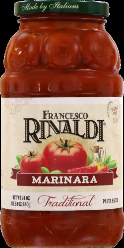Francesco Rinaldi Marinara Traditional Pasta Sauce Perspective: front