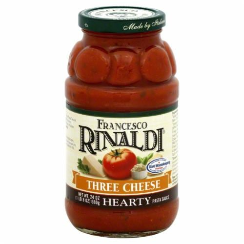 Francesco Rinaldi Ultra Dolce Three Cheese Pasta Sauce Perspective: front