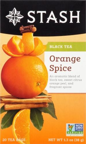 Stash Orange Spice Black Tea Perspective: front