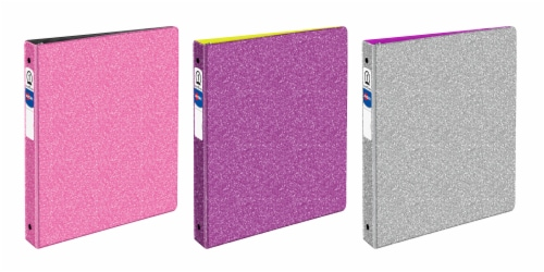 Avery 3-Ring Binder - Assorted Perspective: front