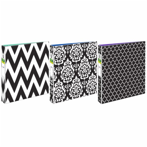 Avery Fashion Binder - Assorted Perspective: front