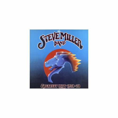 Steve Miller Band: Greatest Hits 1974-1978 (Vinyl) Perspective: front