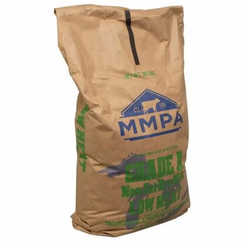 Michigan Milk MMPA Grade A Low Heat Milk Powder, 50 Pound -- 1 each. Perspective: front