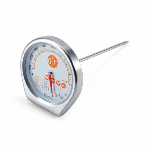 Allrecipes Meat Thermometer Perspective: front