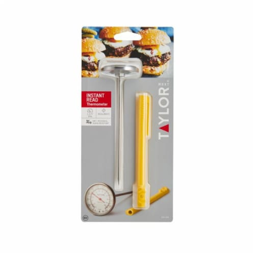 Taylor Instant Read Thermometer Perspective: front
