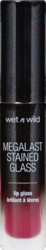 Wet n Wild Mega Last Lawyer Up Lockdown Gloss + Lip Stain Perspective: front