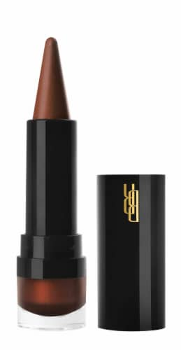 Black Radiance Perfect Tone Pretty Penny Metalicious Lip Sculptor Perspective: front
