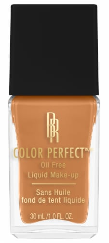 Black Radiance Color Perfect Creme Brulee Liquid Foundation Perspective: front