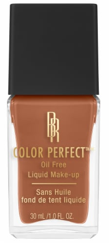 Black Radiance Color Perfect Nutmeg Liquid Foundation Perspective: front