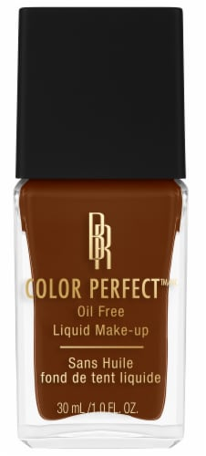 Black Radiance Color Perfect Clove Liquid Make-Up Perspective: front