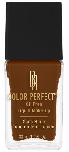 Black Radiance Color Perfect Double Fudge Liquid Make-Up Perspective: front