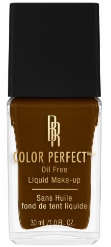 Black Radiance Color Perfect Haute Cocoa Liquid Makeup Perspective: front