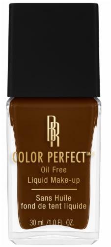 Black Radiance Color Perfect Dark Chocolate Liquid Makeup Perspective: front