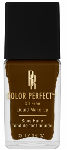 Black Radiance Color Perfect Chocolate Dipped Liquid Makeup Perspective: front