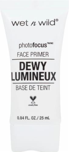 Wet n Wild Photo Focus Dewy Till Prime Dew Us Part Face Primer Perspective: front