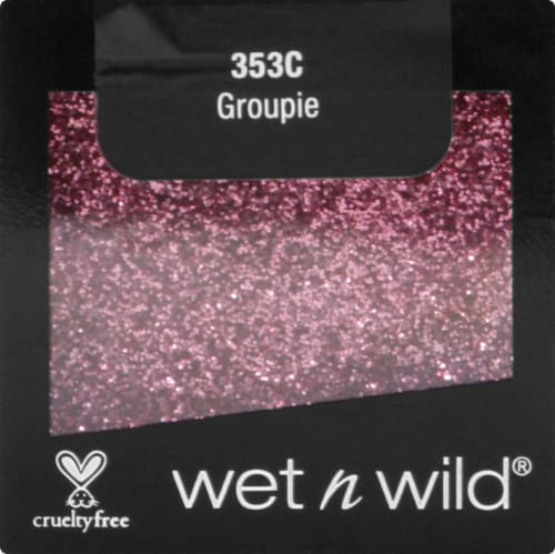 Markwins Color Icon Groupie Glitter Eyeshadow Perspective: front