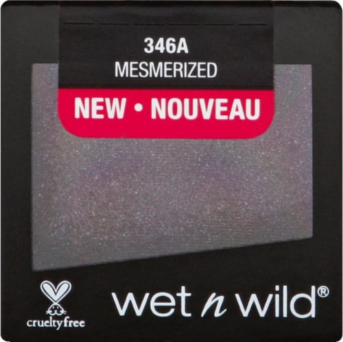 Wet n Wild 346A Mesmerized Single Eyeshadow Perspective: front
