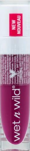 Wet n Wild MegaLast Catsuit Hi-Shine Berry Down Lo Liquid Lipstick Perspective: front