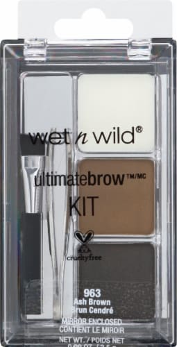 Wet n Wild Ultimate Brow Kit Perspective: front