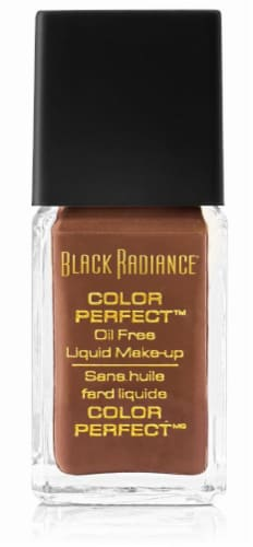 Black Radiance Color Perfect Liquid Foundation - Cocoa Bean Perspective: front