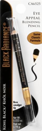 Black Radiance Eye Appeal Kohl Black Blending Pencil Perspective: front