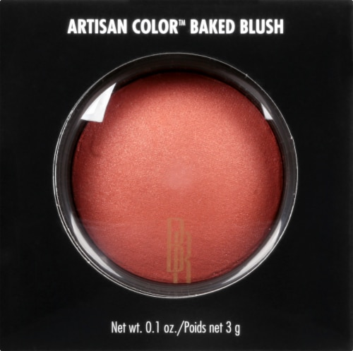 Black Radiance Artisan Color Toasted Almond Baked Blush Perspective: front