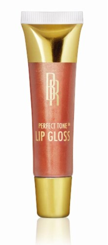Black Radiance Perfect Tone Caramel Kiss Lip Gloss Perspective: front