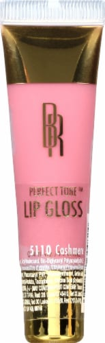 Black Radiance Perfect Tone Cashmere Lip Gloss Perspective: front