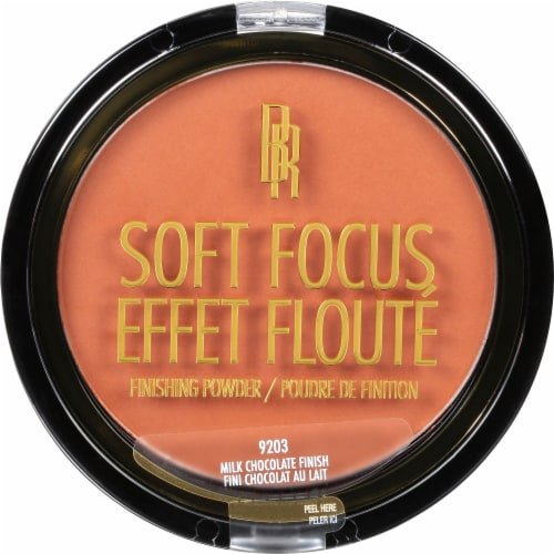 Black Radiance True Complexion Soft Focus Finishing Chocolate Powder Perspective: front