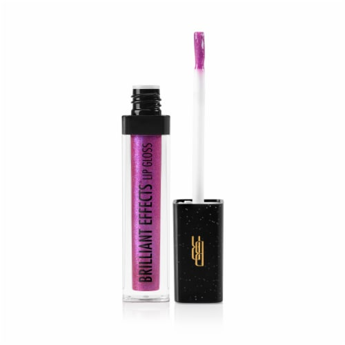 Black Radiance Brilliant Effects Date Night Lip Gloss Perspective: front